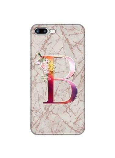 People's Cover iPhone 7 Plus / 8 Plus Baskılı Kılıf Renkli